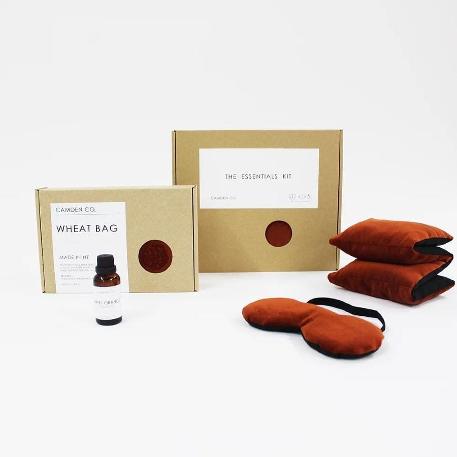 Eye Mask Gift Set | Copper