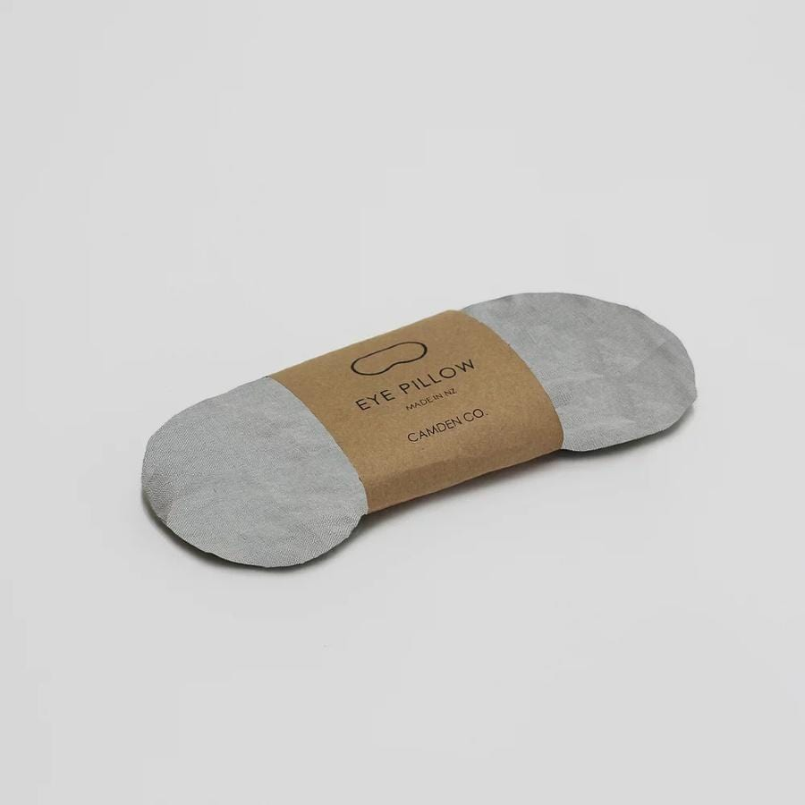 Eye Pillow - Linen - Dove Grey
