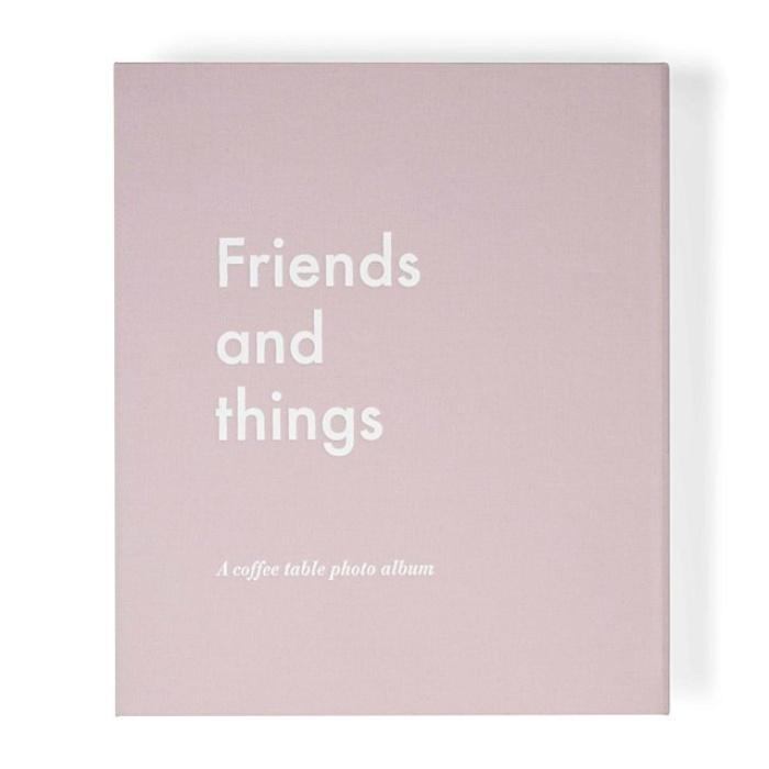 Friends and Things Photo Album