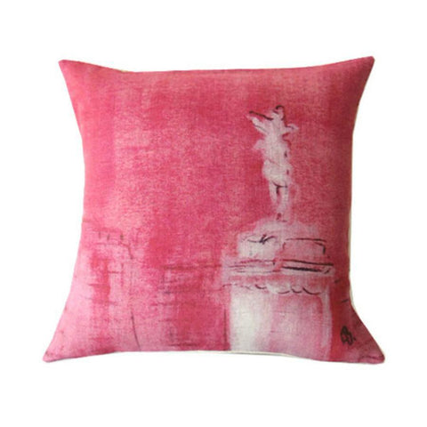 Genevieve Levy Monument Cushion