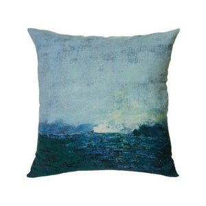 Genevieve Levy Paquebot Cushion