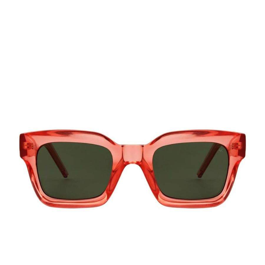 Gigi Sunglasses / Pink Transparent