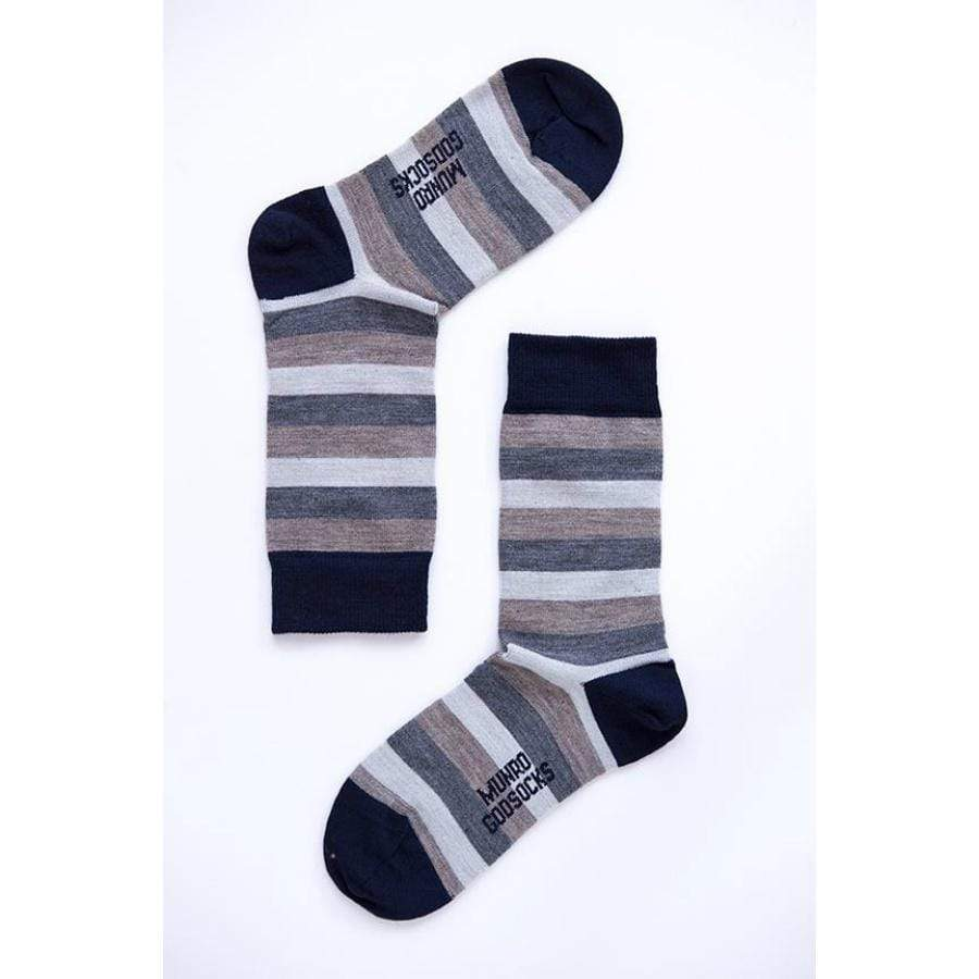 God Socks - Reo Navy