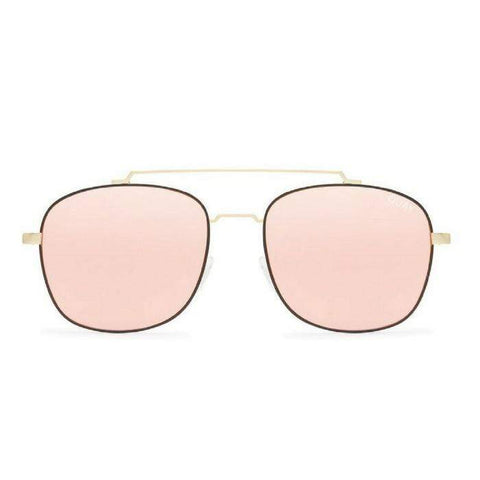 Gold/Pink Quay Eyeware - To Be Seen