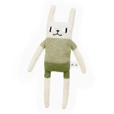 Green Main Sauvage Rabbit Alpaca