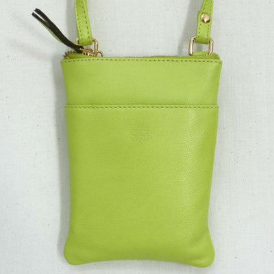 Green Pouch bag ST57