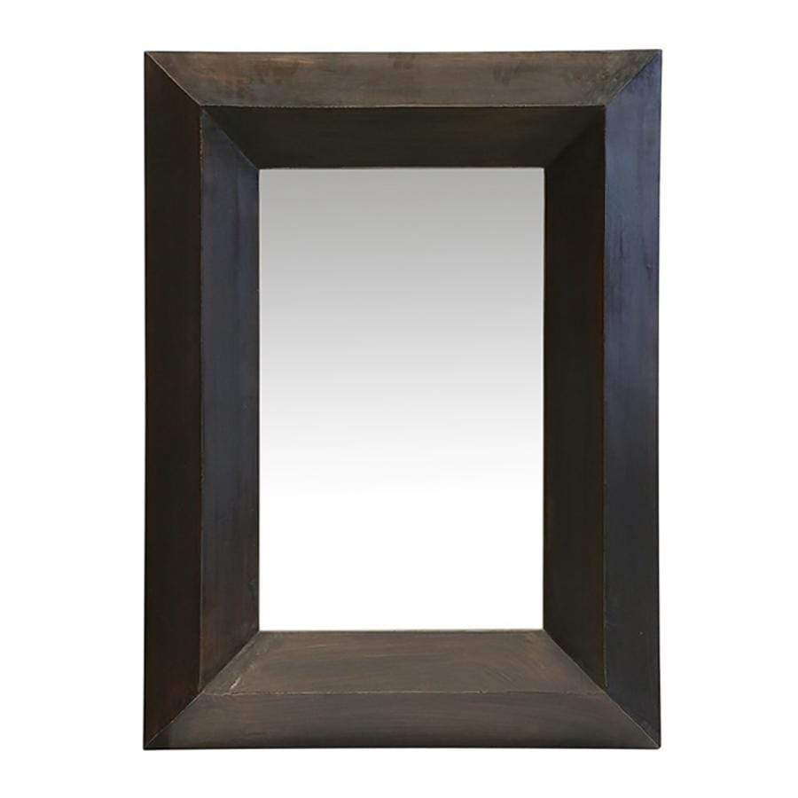 Gunmetal Mirror