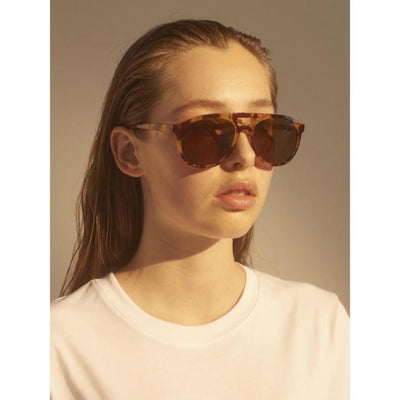 Henry Sunglasses / Light Tortoise