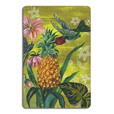 Hummingbird Birchwood Cutting Board