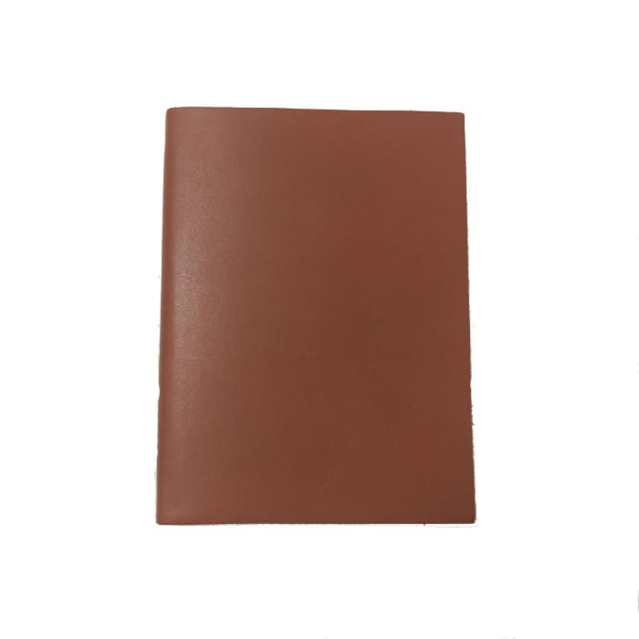 Il Papiro Leather Journal - Unlined / Tan