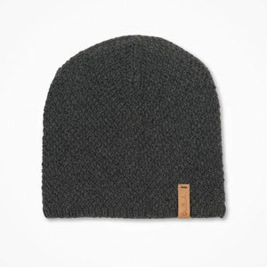 Ingrid Hat - Charcoal Grey | Made in Nepal