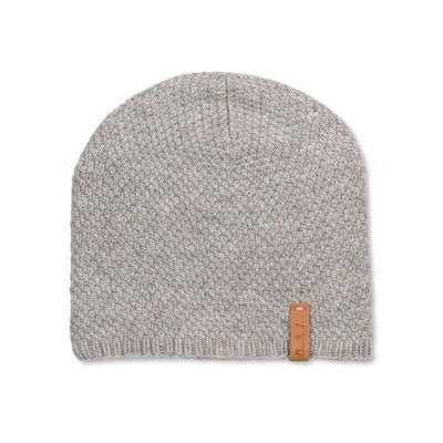 Ingrid Hat - Silver Grey | Made in Nepal
