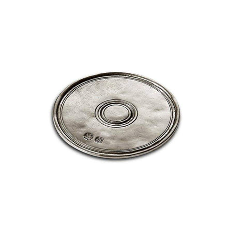 Italian Pewter Coaster
