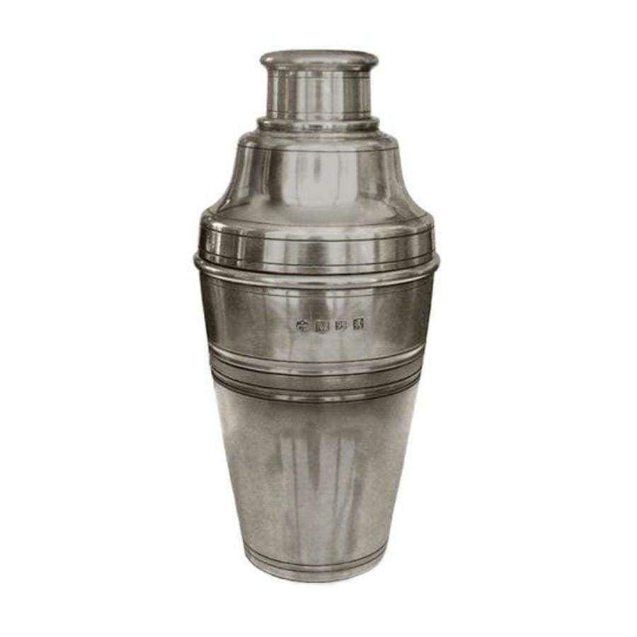 Italian Pewter Cocktail Shaker