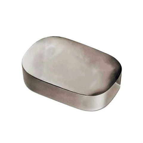 Italian Pewter Oval Box Regina