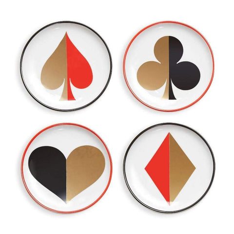 Jonathan Adler Full Deck Coasters