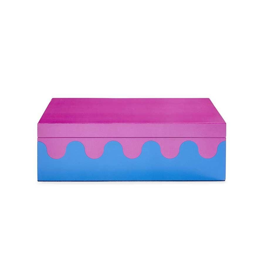 Jonathan Adler Ripple Box - Medium