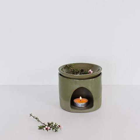 JS Oil Burner | Sage