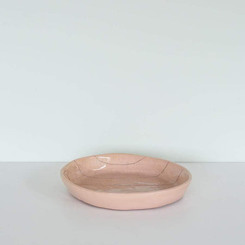 JS Small Plate | Pink
