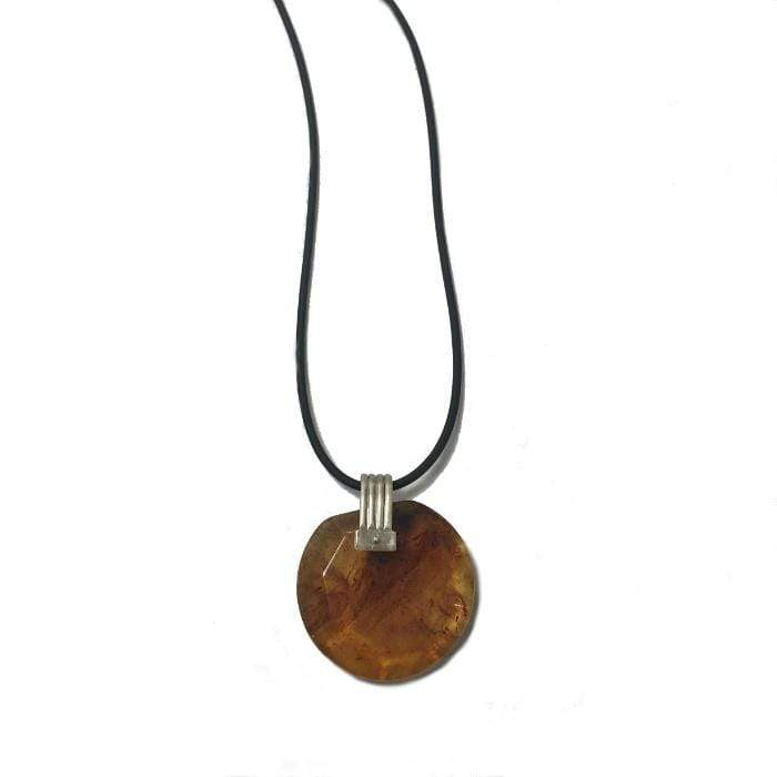 Kauri Gum Necklace NA24