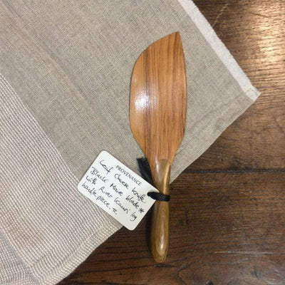 Kitchen Artefacts Leaf Cheese Knife
