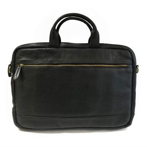 Lambada Leather Satchel Prince