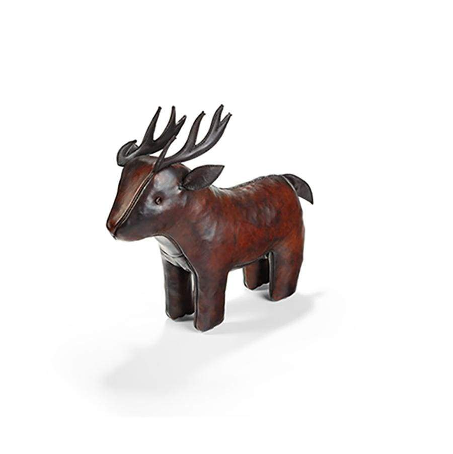 Leather Animal | Mini Reindeer
