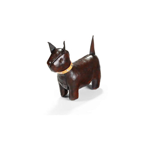 Leather Animal - Mini Terrier