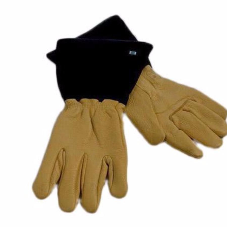 Leather Gardening Gloves - Pruning