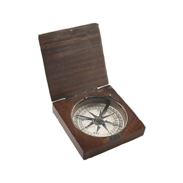Lewis and Clarke Compass