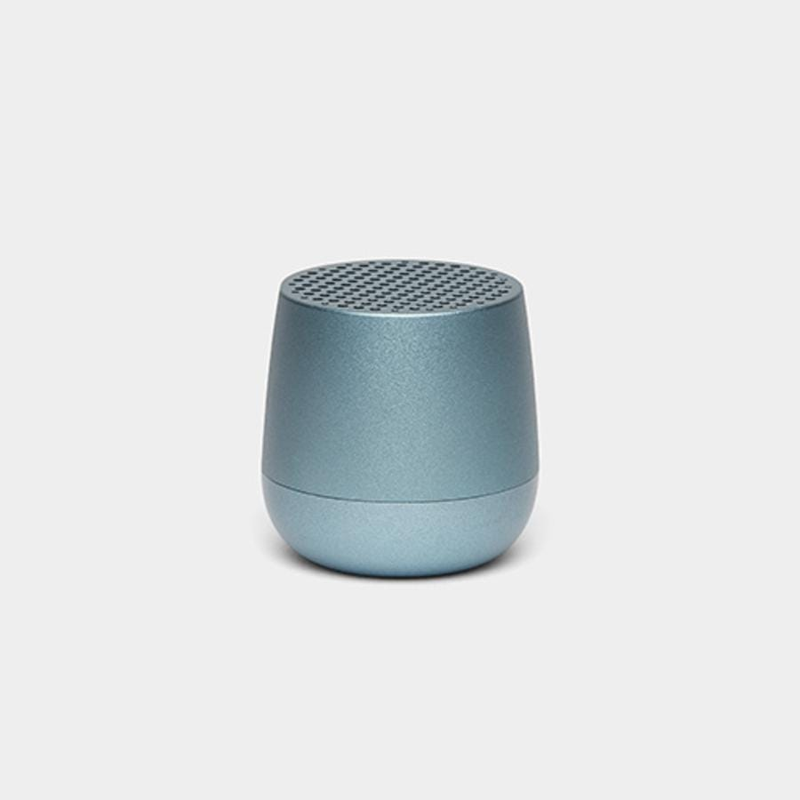 Lexon Mino Speaker - Metalic Light Blue