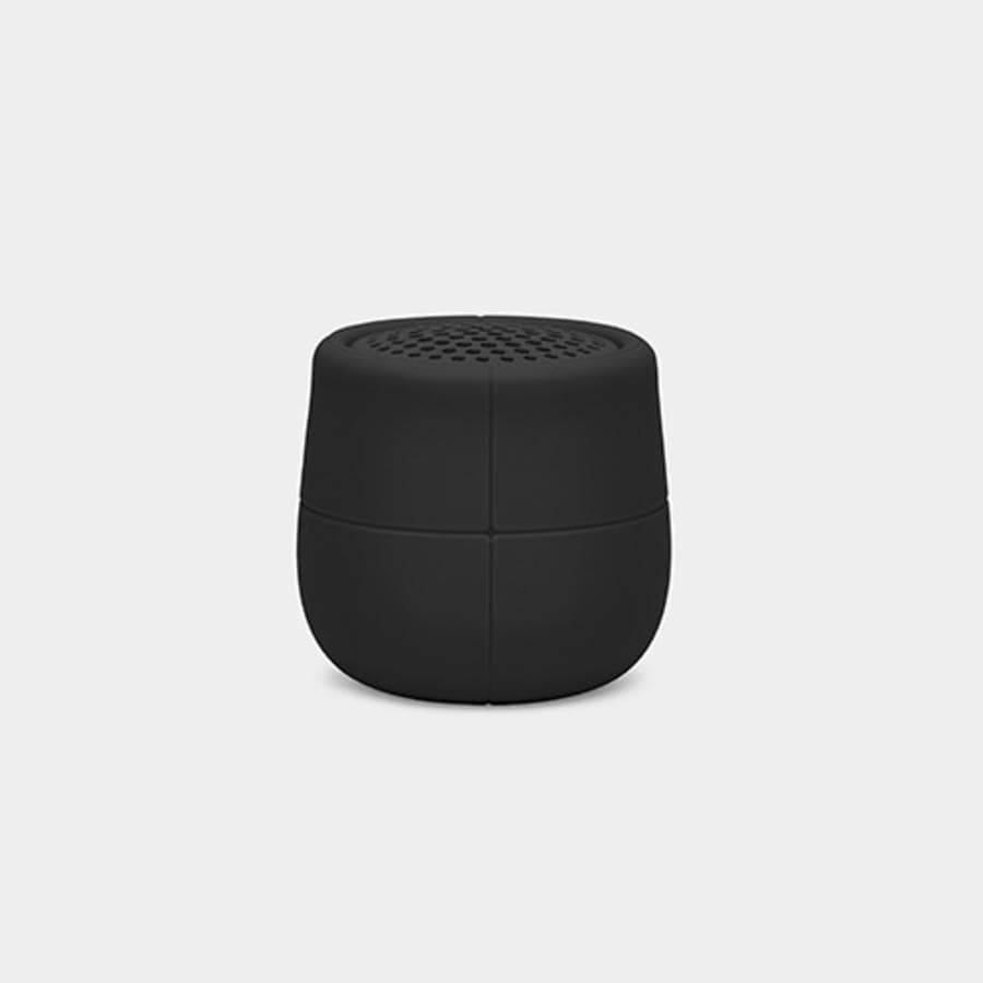 Lexon Mino X - Water Resistant speaker / Black