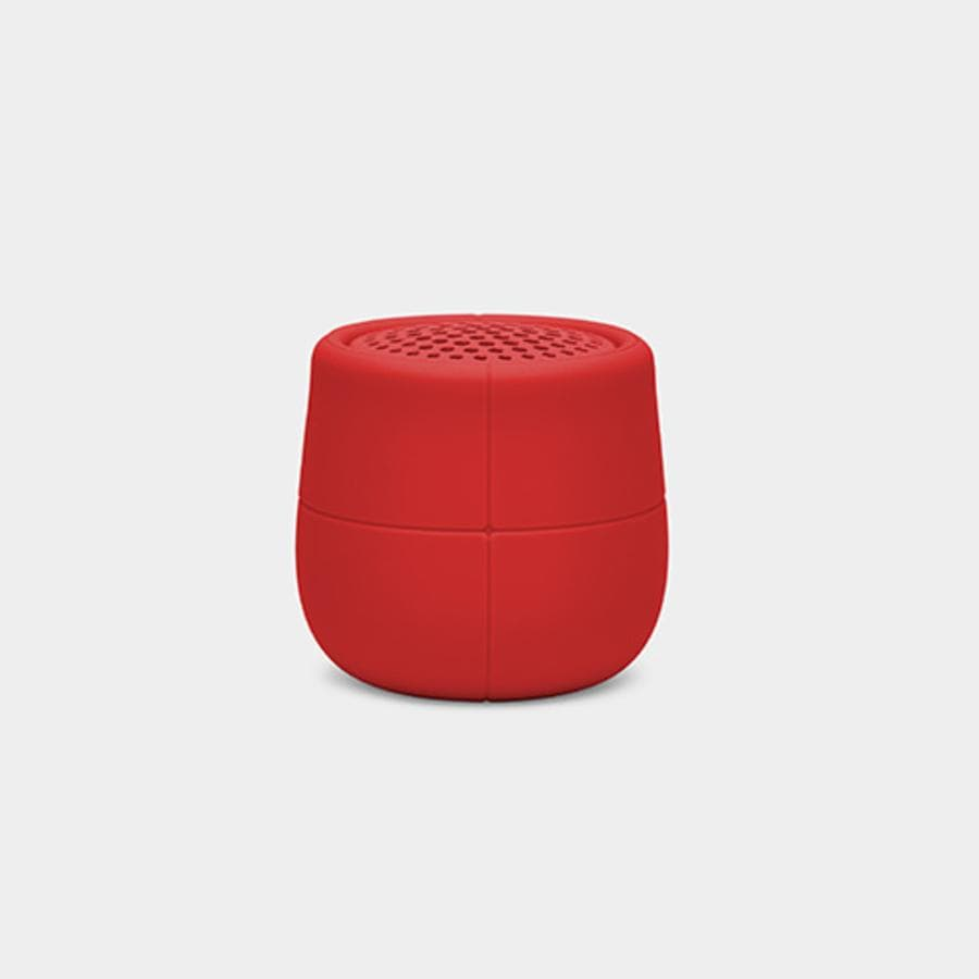 Lexon Mino X - Water Resistant speaker | Red