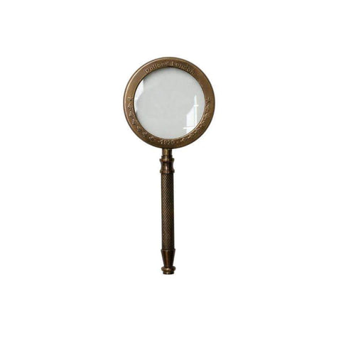 Magnifying Glass in Bronze - Small