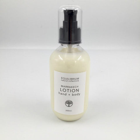 Marrakech hand + Body Lotion - 200g