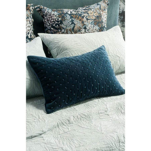 Mica Indigo Cushion