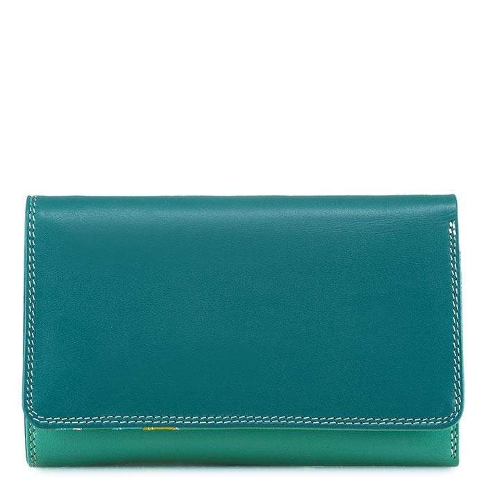 Mint Mywalit Medium Tri-Fold Purse