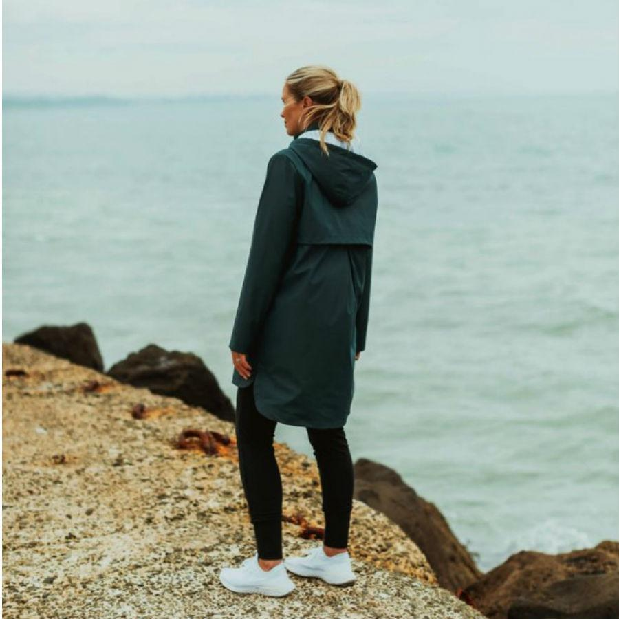 Moke Billie Raincoat | Teal