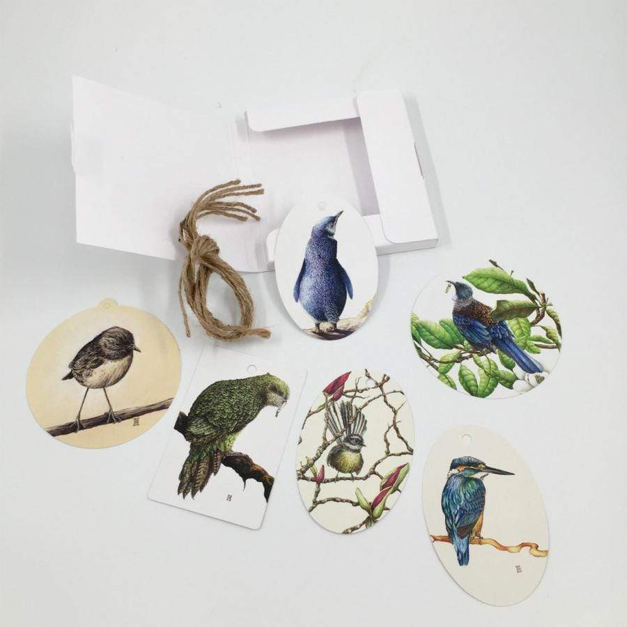 Native Bird- Gift Tags