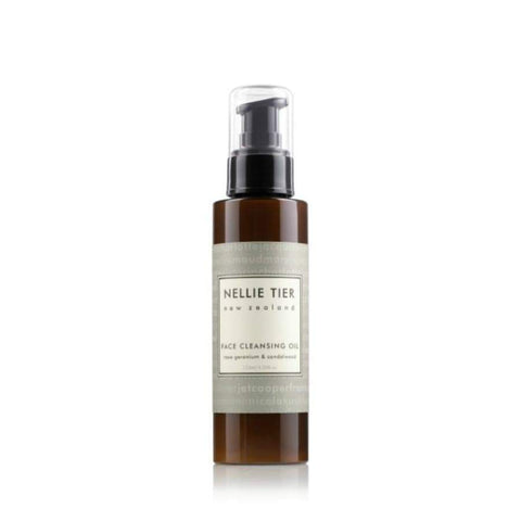 Nellie Tier Face Cleansing Oil Rose Geranium & Sandalwood