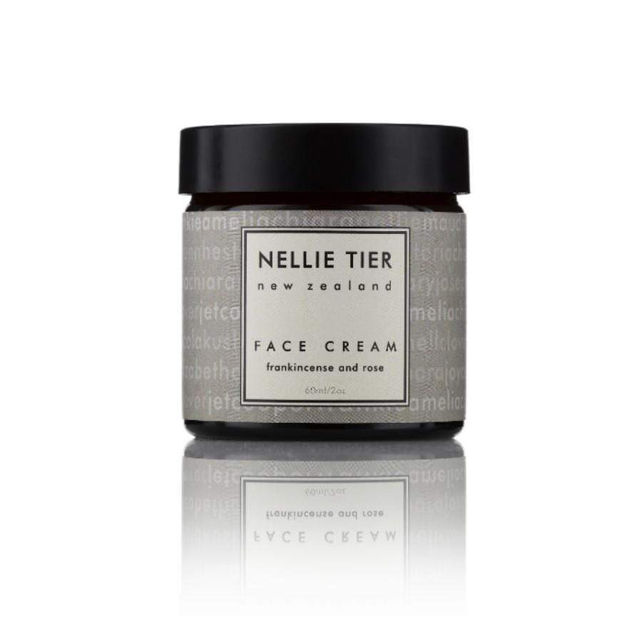 Nellie Tier Face Cream Frankincense & Rose