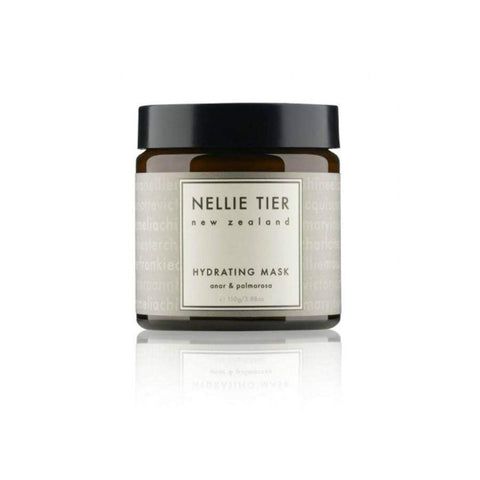 Nellie Tier Hydrating Mask Anar and Palmarosa