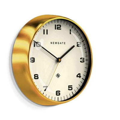 Newgate Chrysler Clock | Brass