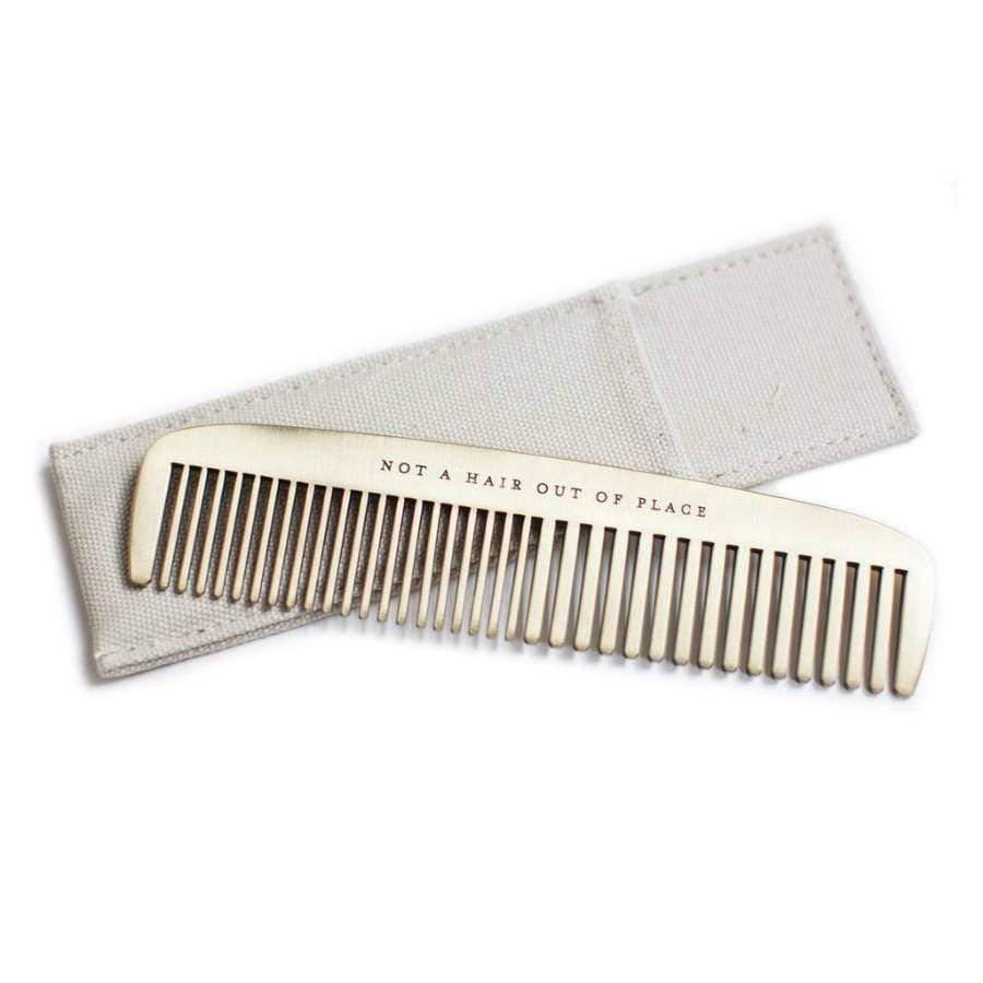 Not a Hair Out of Place Comb