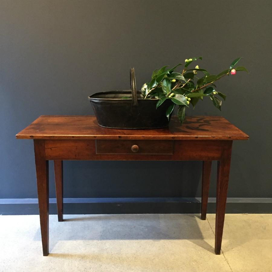 Oak Server 11 - French Antique c1870