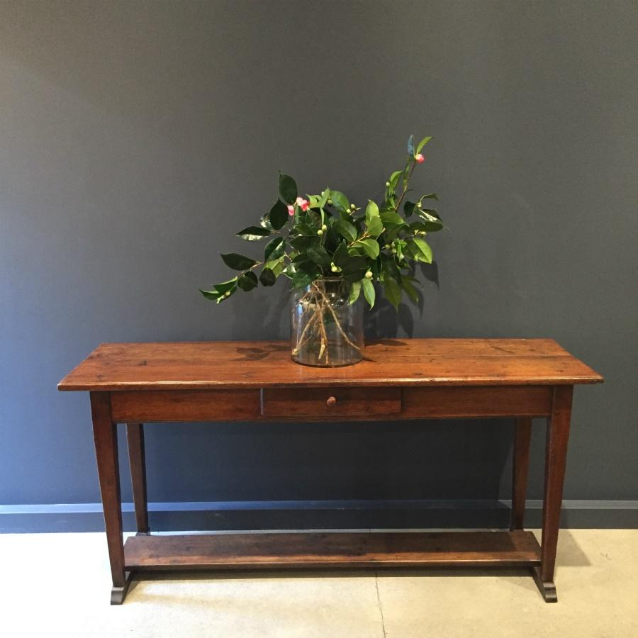 Oak Server - French Antique c1850 | Cranfields Wellington NZ