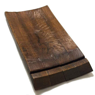 Oak Wine Barrel Platter