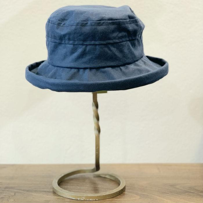 Oilskin Hat | NZ Made | Denim