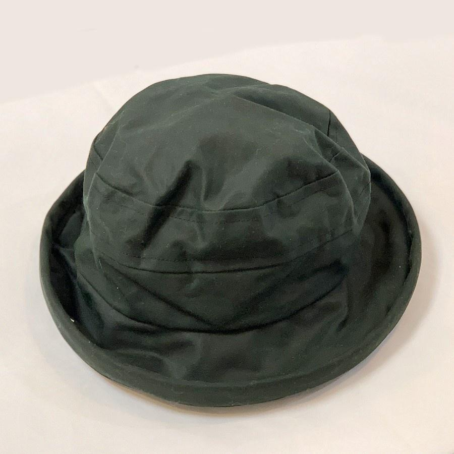 Oilskin Hat | NZ Made | Green