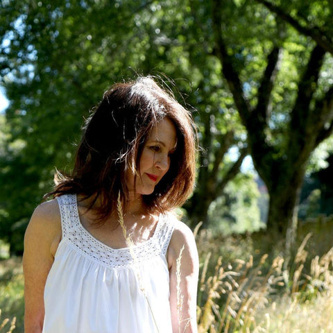 Organic Cotton Nightdress - Friday